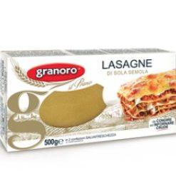 Lasagne al uovo 500 gr (Granoro Speciali) (12 per doos)