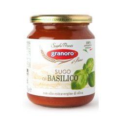Sugo al Basilico (370ml) (Granoro) (6 per doos)