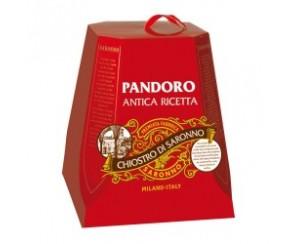 Pandoro 80 gr in doos- rood (36 per doos)