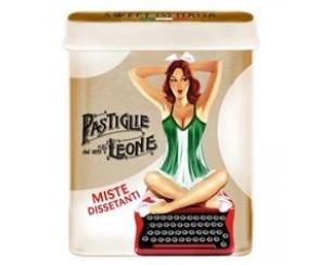 Leone pastilles Tin Sweet Italia Frutta Miste 15 gr (11 per doos)