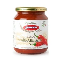 Sugo all'arrabiata (370ml) (6 per doos)