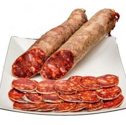 Chorizo Iberico 0,5 kg (per stuk)