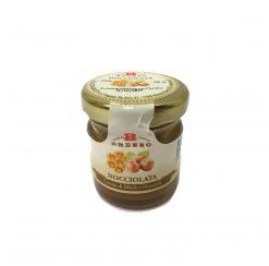 Miele Italiana - Crema di miele e nocciola 38 gr x 20 (20 per doos)