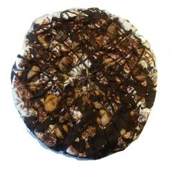 Torrone fichi e cioccolato (12 per doos)