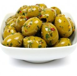 Olive verde Giovanni 1600 gr (per stuk)
