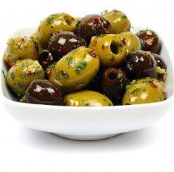 Olive mix con aglio Taste of Sicily 1600 gr (per stuk)