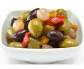Olive vivo mix 1600 gr (per stuk)