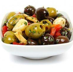 Olive mix Mediterranee 1600 gr (per stuk)