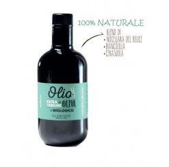 Olio di oliva EV Biologico Glorioso 500 ml (12 per doos)