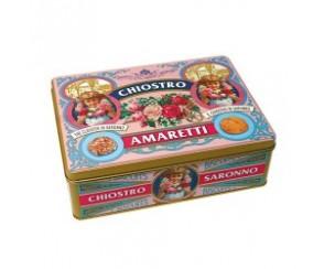 Amaretti mix tin chiostro retro (6 per doos)