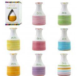 Olio di Oliva EV in keramiek kruikje 100 ml (8 per doos)