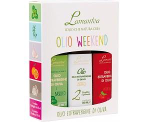 Olio Weekend set (3 x 60 ml) x 10 (10 per doos)
