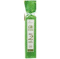 Olio di Oliva EV Zero 2 in gift wrap 500 ml (6 per doos)
