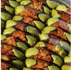 Cannoli Croccante pistachio 1500 gr (per stuk)