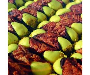 Cannoli Croccante limone 1500 gr (per stuk)