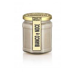 Le spalmabili Bianco e noce 240 gr (12 per doos)