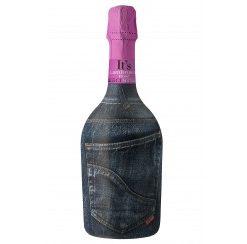 Jeans Lambrusco rosé 75cl (6 per doos)