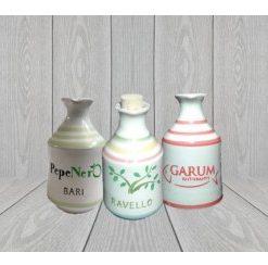 Nieuw:Keramieke potten met uw eigen bedrijfslogo (20 per doos)