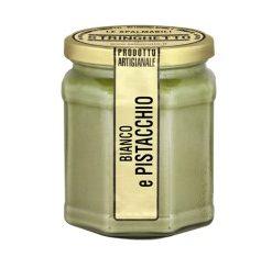 NIEUW! Le spalmabili bianco e pistacchio 240 gr (12 per doos)