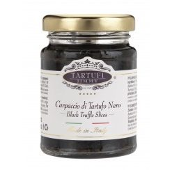 Carpaccio of Black Truffle 50gr (12 per doos)