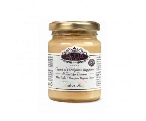 Witte Truffel en Parmigiano Reggiano Creme 50gr (12 per doos)