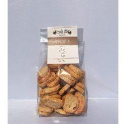 Bruschettine pesto 125gr (8 per doos)