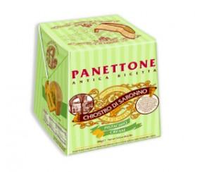 Panettone Pistacchio - Doos 100gr (36 per doos)