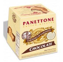 Panettone Chocolate Chips - Doos 500gr (12 per doos)