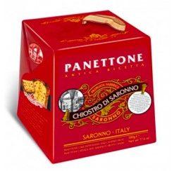 Panettone Classic - Doos 500gr (12 per doos)