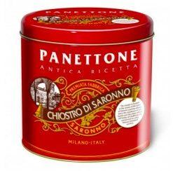 Panettone Classic ''Elegance'' - Bewaarblik 1000gr (5 per doos)