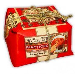 Panettone Classic ''Rustico Andina'' - Wrapped 750gr (9 per doos)