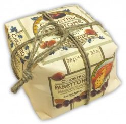 Panettone Marron Glacees - Wrapped 750gr (9 per doos)