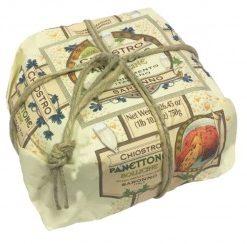 Panettone Bollicine Prosecco - Wrapped 750gr (9 per doos)