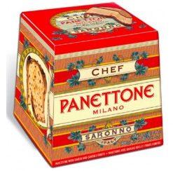 Panettone Classic Chef d'Italia - Doos 500gr (12 per doos)