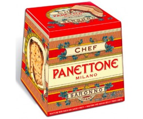 Panettone Classic Chef d'Italia - Doos 100gr (36 per doos)