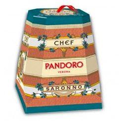 Pandoro Classic Chef d'Italia - Doos 750gr (12 per doos)