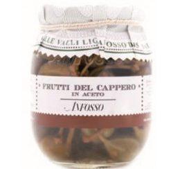 Frutti del cappero in aceto- 280 gr (12 per doos)