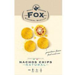 Nachos chips natural - 450g (16 per doos)