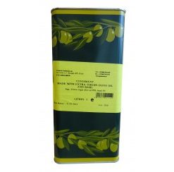 Olio Ev 100% Abruzzo 5000 ml (per stuk)