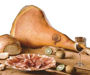 Prosciutto San Daniele Riserva 3,75 Kg (per stuk)