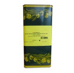 Olio di olive aglio 5000 ml (per stuk)