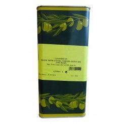 Olio di olive basilico 5000 ml (per stuk)