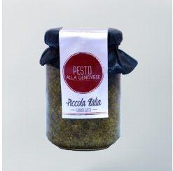 Pesto alla genovese 130 gr (12 per doos)