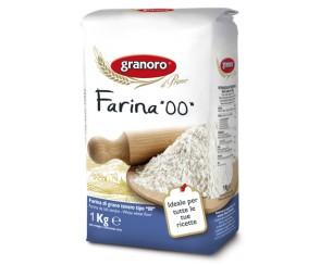 Farina 00 bloem pasta 1000 gr (10 per doos)