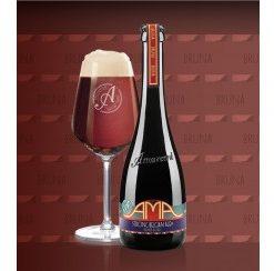 Birra Ama Bruna (355 ml) (12 per doos)