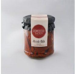 Pomodori semi sechi 180 gr in pot (6 per doos)