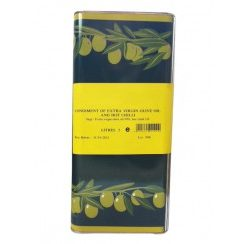 Olio di olive tartufo 5000 ml (per stuk)