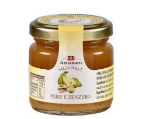 Confettura Pere e zenzero 40 gr (20 per doos)