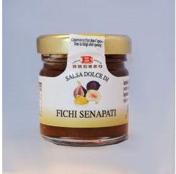 Confettura Fichi Senape 40 gr (20 per doos)