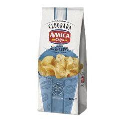 Eldorada chips Rosmarino 130 gr (15 per doos)